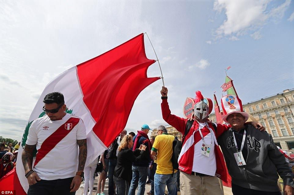 Truc tiep le khai mac World Cup 2018: Toan the gioi huong toi nuoc Nga hinh anh 20