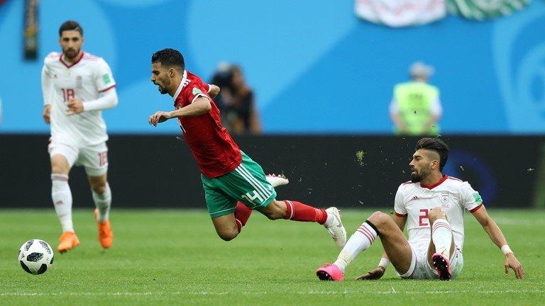 Video ban thang Tay Ban Nha vs Iran, Bang B bong da World Cup 2018 hinh anh 21