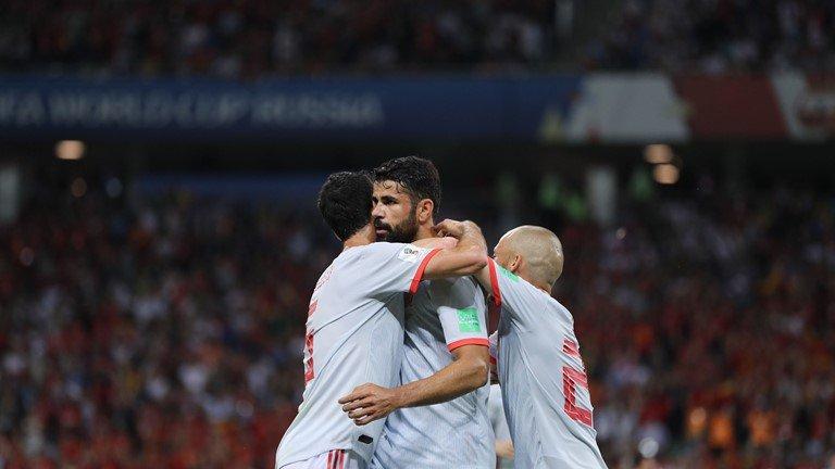 Video ban thang Tay Ban Nha vs Iran, Bang B bong da World Cup 2018 hinh anh 20