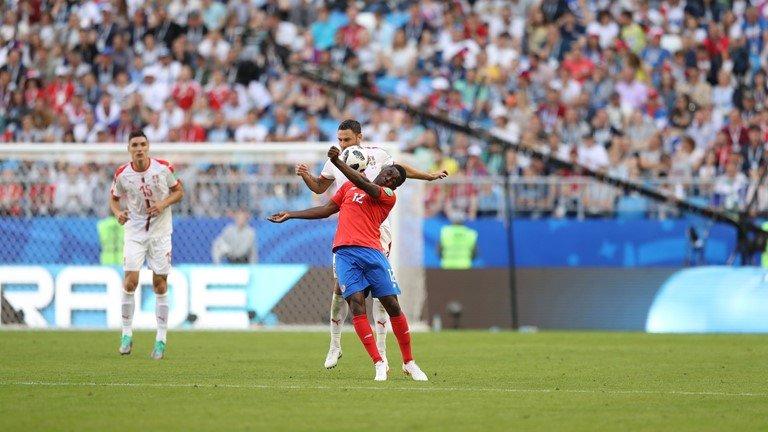 Video ket qua Costa Rica vs Serbia, bang E bong da World Cup 2018 hinh anh 1
