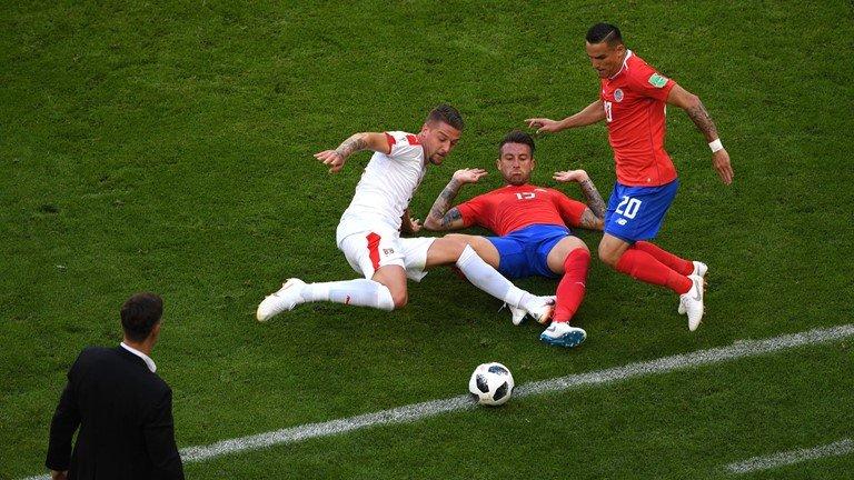 Video ket qua Costa Rica vs Serbia, bang E bong da World Cup 2018 hinh anh 4