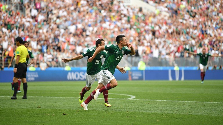 Video ket qua Duc vs Mexico: Tran dau lich su tai World Cup 2018 hinh anh 5
