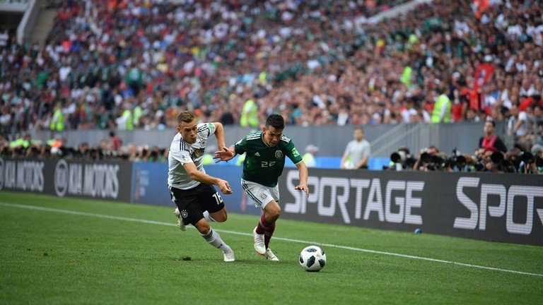 Video ket qua Duc vs Mexico: Tran dau lich su tai World Cup 2018 hinh anh 3