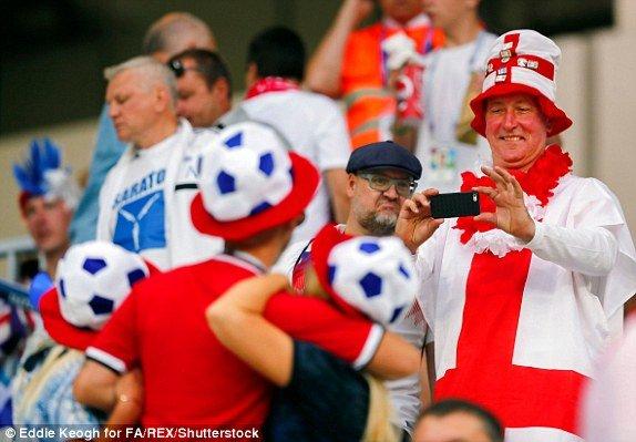 Video ket qua Anh vs Tunisia 2-1: Anh thang nhoc nhan tran ra quan hinh anh 10