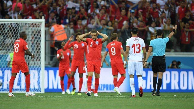 Video ket qua Anh vs Tunisia 2-1: Anh thang nhoc nhan tran ra quan hinh anh 8