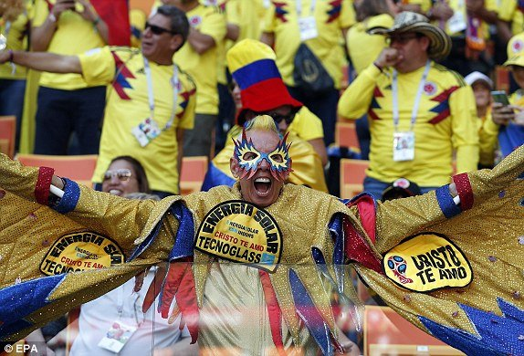 Video ket qua Colombia vs Nhat Ban: Dia chan tai bang H World Cup 2018 hinh anh 1