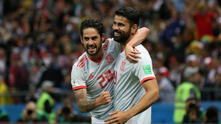 Video ban thang Tay Ban Nha vs Iran, Bang B bong da World Cup 2018 hinh anh 1
