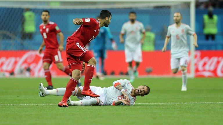 Video ban thang Tay Ban Nha vs Iran, Bang B bong da World Cup 2018 hinh anh 7