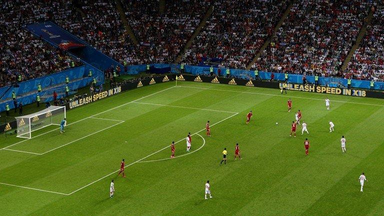 Video ban thang Tay Ban Nha vs Iran, Bang B bong da World Cup 2018 hinh anh 5