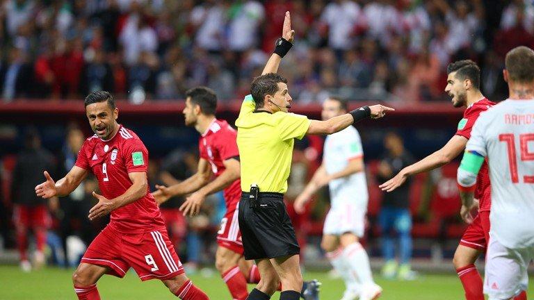 Video ban thang Tay Ban Nha vs Iran, Bang B bong da World Cup 2018 hinh anh 2
