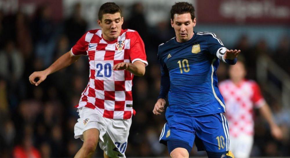 Video ban thang Argentina vs Croatia: Messi vo hai, Argentina thua tham 0-3 hinh anh 17