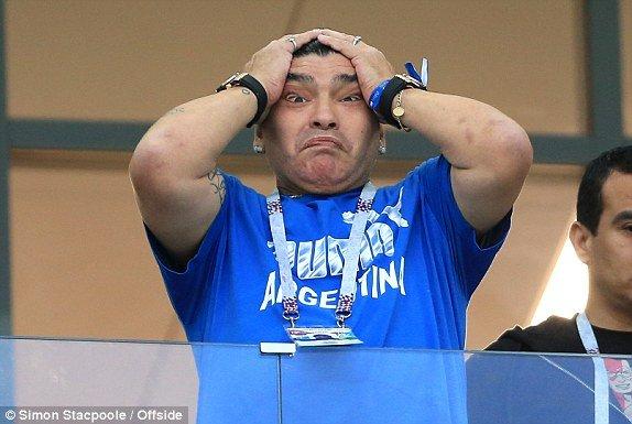 Video ban thang Argentina vs Croatia: Messi vo hai, Argentina thua tham 0-3 hinh anh 7
