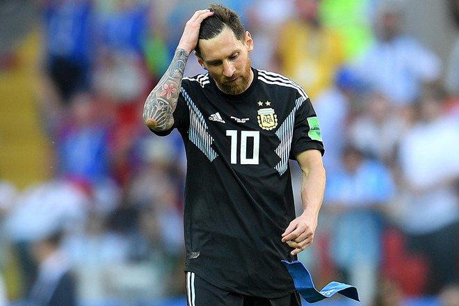 Video ban thang Argentina vs Croatia: Messi vo hai, Argentina thua tham 0-3 hinh anh 13