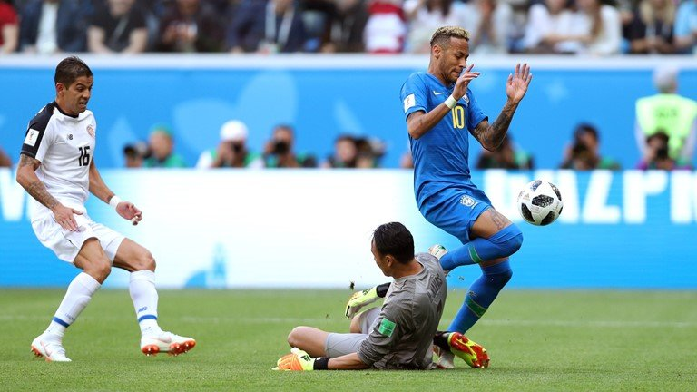 Video ket qua Brazil vs Costa Rica 2-0: Neymar ghi ban o giay cuoi hinh anh 6