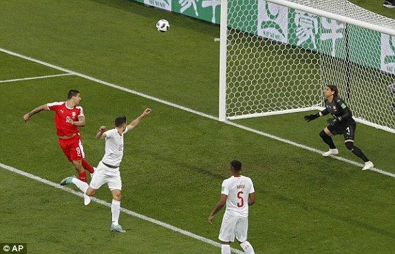 Truc tiep Serbia vs Thuy Si, luot 2 bang E World Cup 2018 hinh anh 9