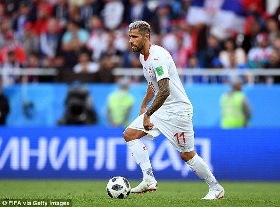 Truc tiep Serbia vs Thuy Si, luot 2 bang E World Cup 2018 hinh anh 5