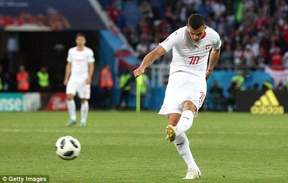 Truc tiep Serbia vs Thuy Si, luot 2 bang E World Cup 2018 hinh anh 1