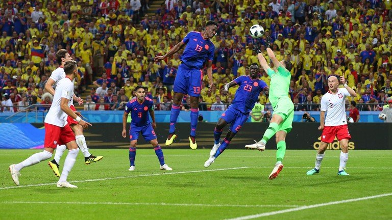 Video ket qua Ba Lan vs Colombia: James Rodriguez giup Colombia thang huy diet hinh anh 8