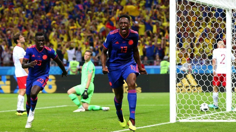 Video ket qua Ba Lan vs Colombia: James Rodriguez giup Colombia thang huy diet hinh anh 9
