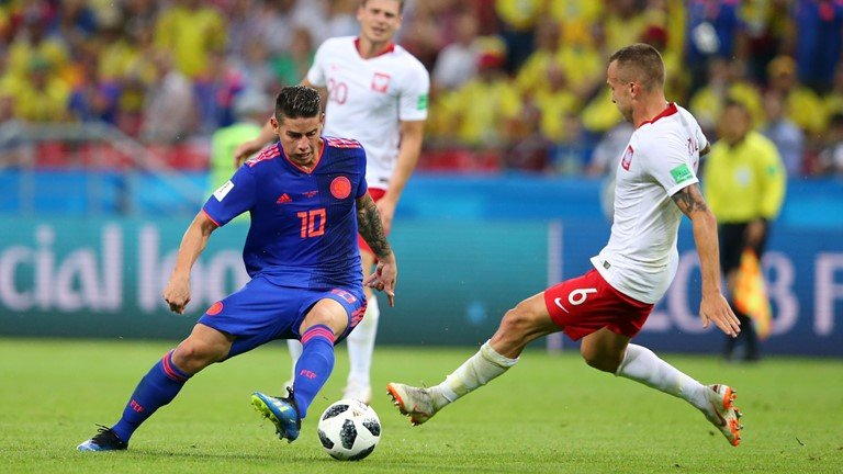 Video ket qua Ba Lan vs Colombia: James Rodriguez giup Colombia thang huy diet hinh anh 6