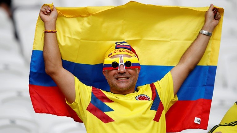 Video ket qua Ba Lan vs Colombia: James Rodriguez giup Colombia thang huy diet hinh anh 14