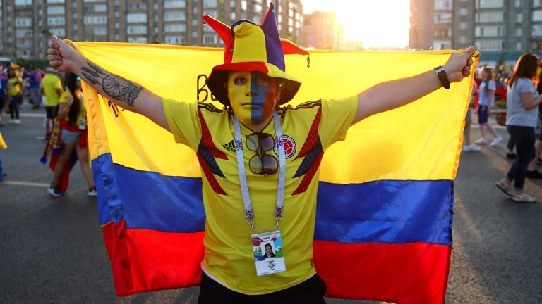 Video ket qua Ba Lan vs Colombia: James Rodriguez giup Colombia thang huy diet hinh anh 16