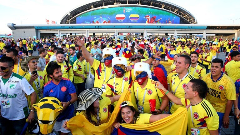 Video ket qua Ba Lan vs Colombia: James Rodriguez giup Colombia thang huy diet hinh anh 17