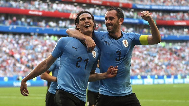 Video ket qua Nga vs Uruguay ty so 0-3: Ngoi dau bang A thuoc ve Uruguay hinh anh 2