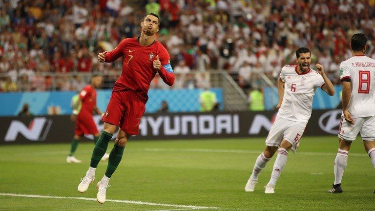 Video ket qua Bo Dao Nha vs Iran ty so 1-1: Tran hoa hu via hinh anh 14