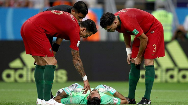 Video ket qua Bo Dao Nha vs Iran ty so 1-1: Tran hoa hu via hinh anh 11