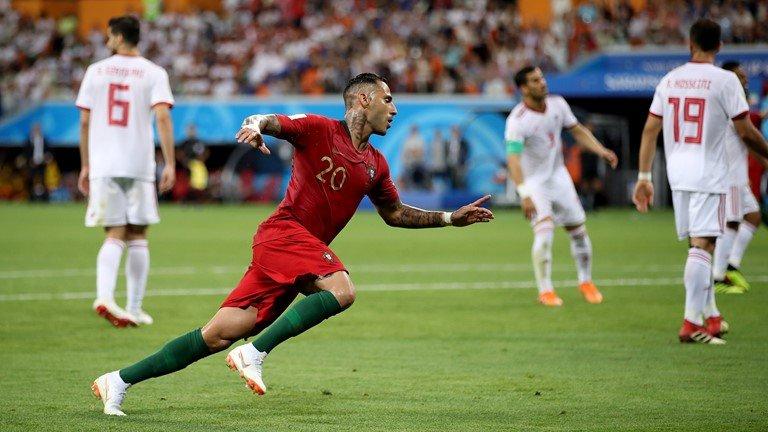 Video ket qua Bo Dao Nha vs Iran ty so 1-1: Tran hoa hu via hinh anh 9