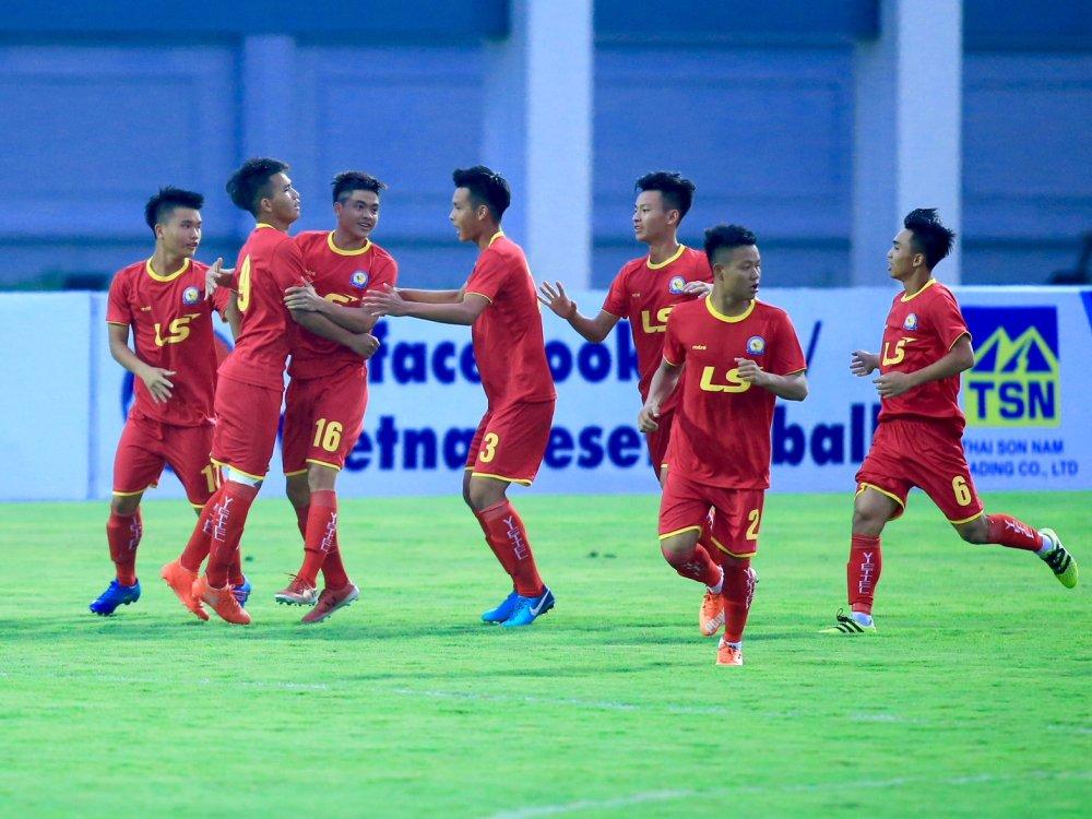 VCK U17 Quoc gia 2018: SLNA thang thuyet phuc HAGL hinh anh 2