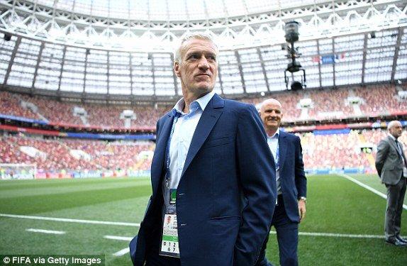 Truc tiep Phap vs Dan Mach, Link xem truc tiep World Cup 2018 hom nay hinh anh 9