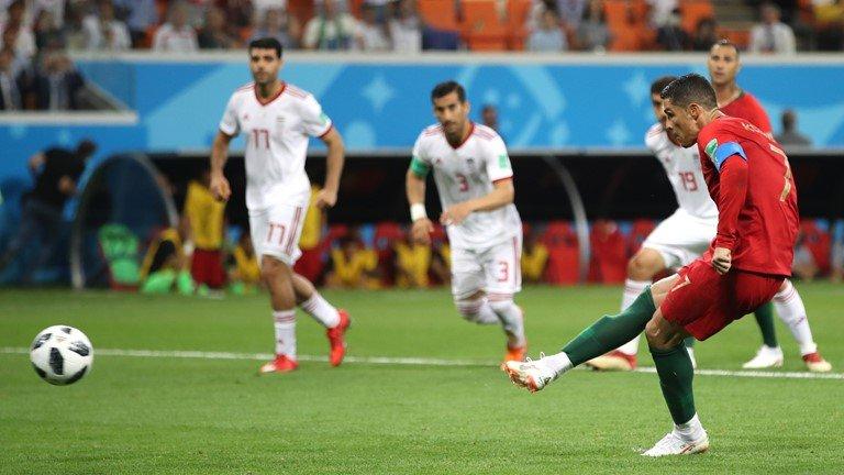 Video ket qua Bo Dao Nha vs Iran ty so 1-1: Tran hoa hu via hinh anh 5