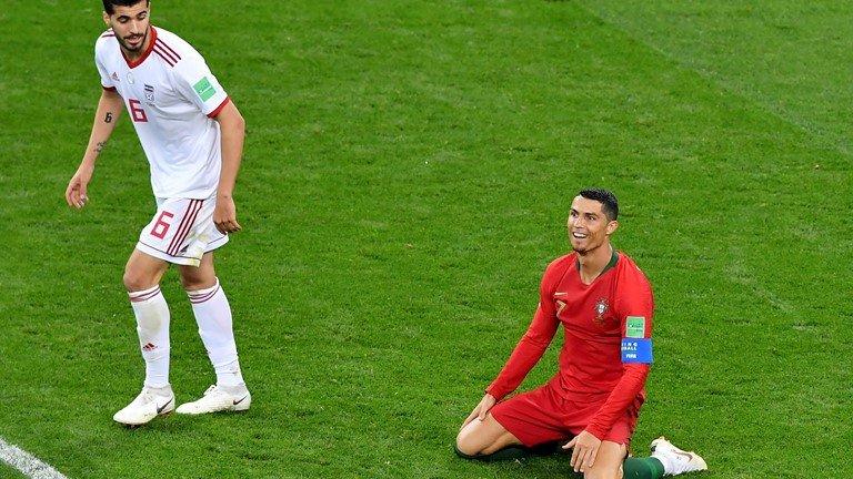 Video ket qua Bo Dao Nha vs Iran ty so 1-1: Tran hoa hu via hinh anh 6
