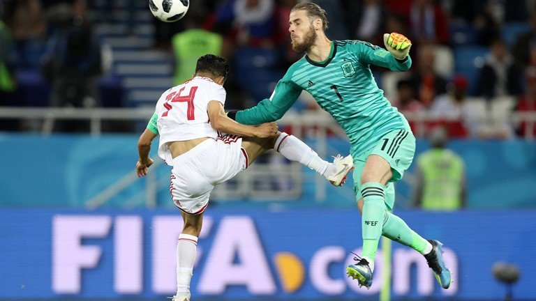 Video ket qua Tay Ban Nha vs Maroc ty so 2-2: VAR giup nguoi Tay Ban Nha hinh anh 3