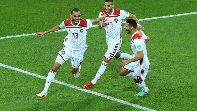 Video ket qua Tay Ban Nha vs Maroc ty so 2-2: VAR giup nguoi Tay Ban Nha hinh anh 10