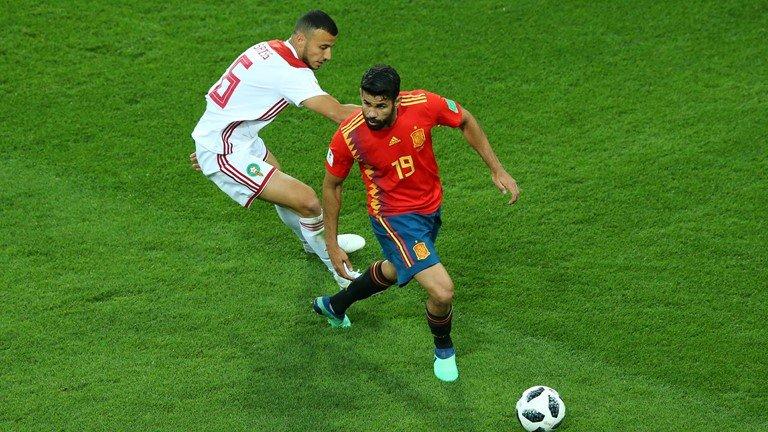 Video ket qua Tay Ban Nha vs Maroc ty so 2-2: VAR giup nguoi Tay Ban Nha hinh anh 7