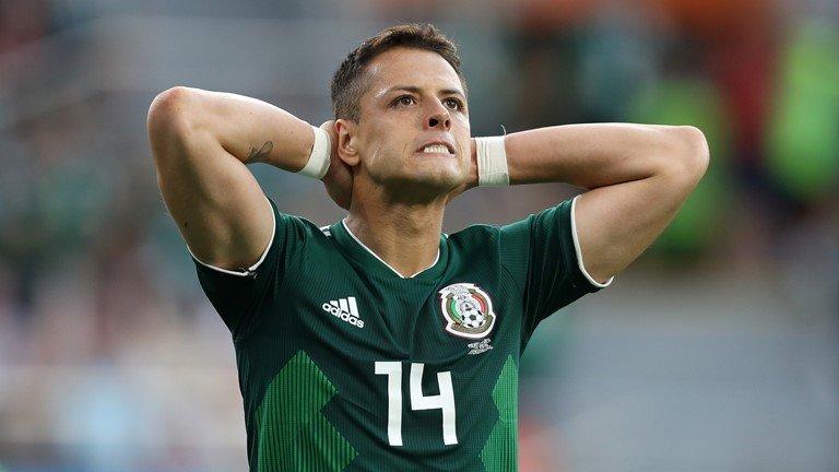 Ket qua Mexico vs Thuy Dien ty so 0-3: Dat tay nhau vao vong trong hinh anh 1