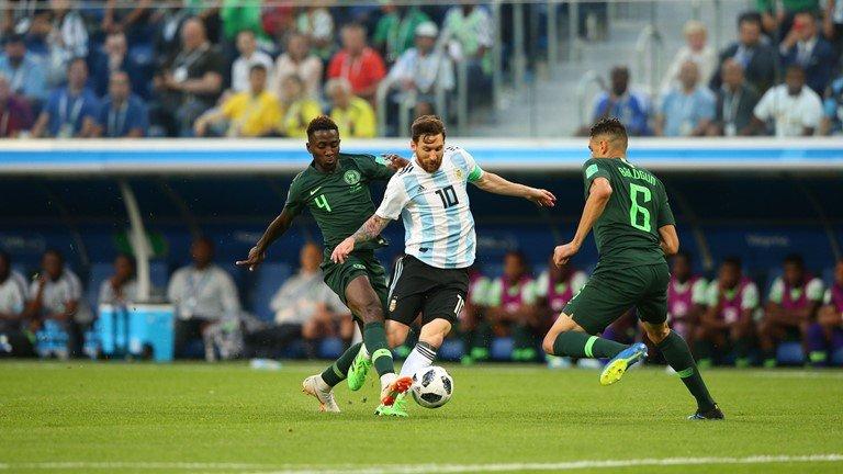 Video ket qua Argentina vs Nigeria: Thoat cua tu ngoan muc hinh anh 17