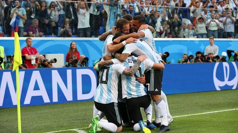 Video ket qua Argentina vs Nigeria: Thoat cua tu ngoan muc hinh anh 11