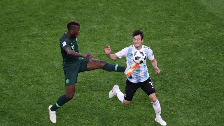Video ket qua Argentina vs Nigeria: Thoat cua tu ngoan muc hinh anh 10