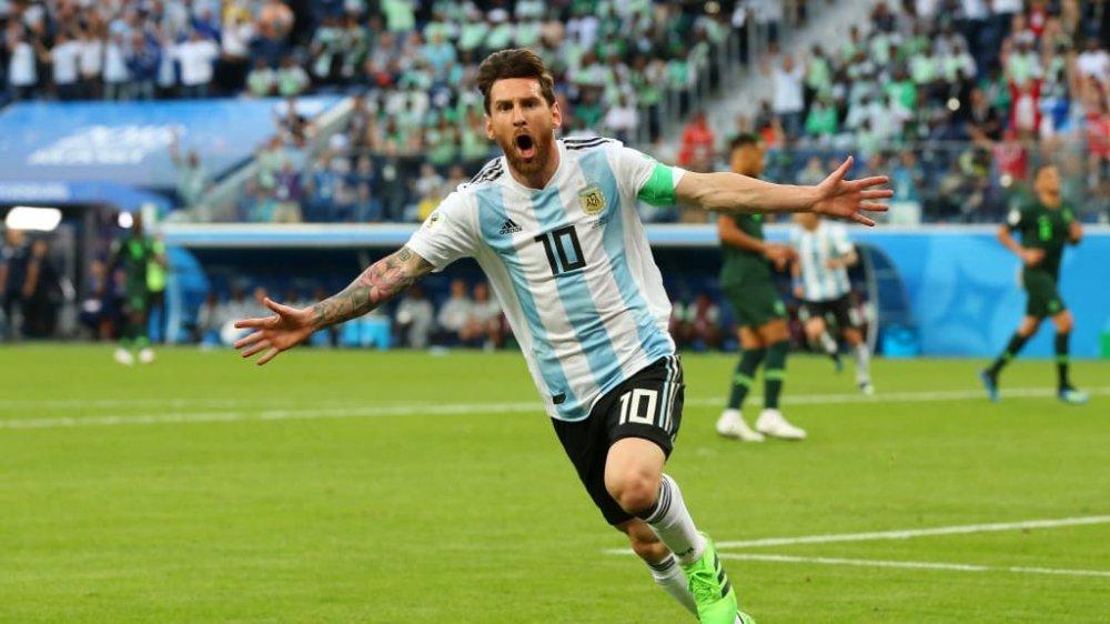 Video ket qua Argentina vs Nigeria: Thoat cua tu ngoan muc hinh anh 12