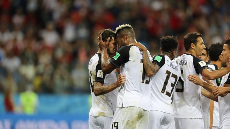 Truc tiep Thuy Si vs Costa Rica, Link xem bang E bong da World Cup 2018 hinh anh 2