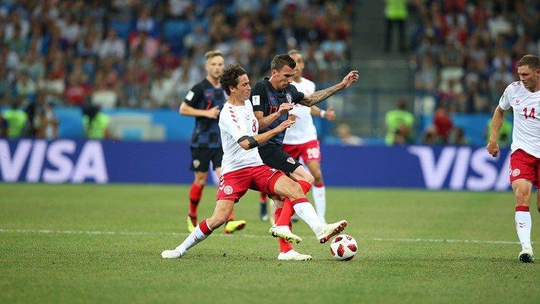 Truc tiep Croatia vs Dan Mach, Link xem vong 1/8 World Cup 2018 hinh anh 1