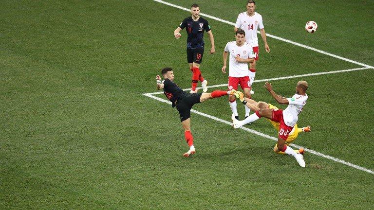 Truc tiep Croatia vs Dan Mach, Link xem vong 1/8 World Cup 2018 hinh anh 5