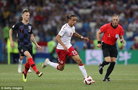 Truc tiep Croatia vs Dan Mach, Link xem vong 1/8 World Cup 2018 hinh anh 3