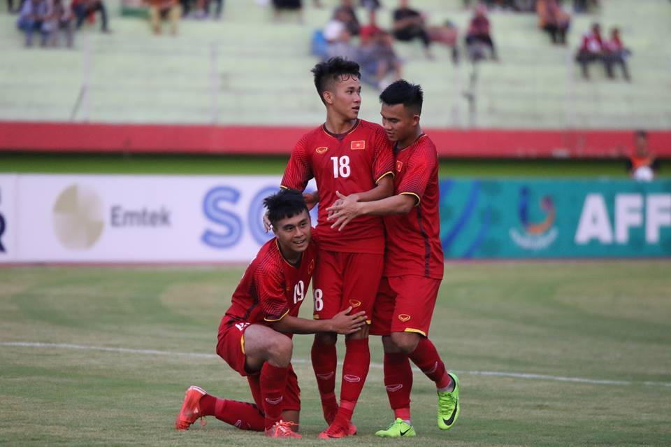Truc tiep U19 Viet Nam vs U19 Philippines VCK U19 Dong Nam A hinh anh 2