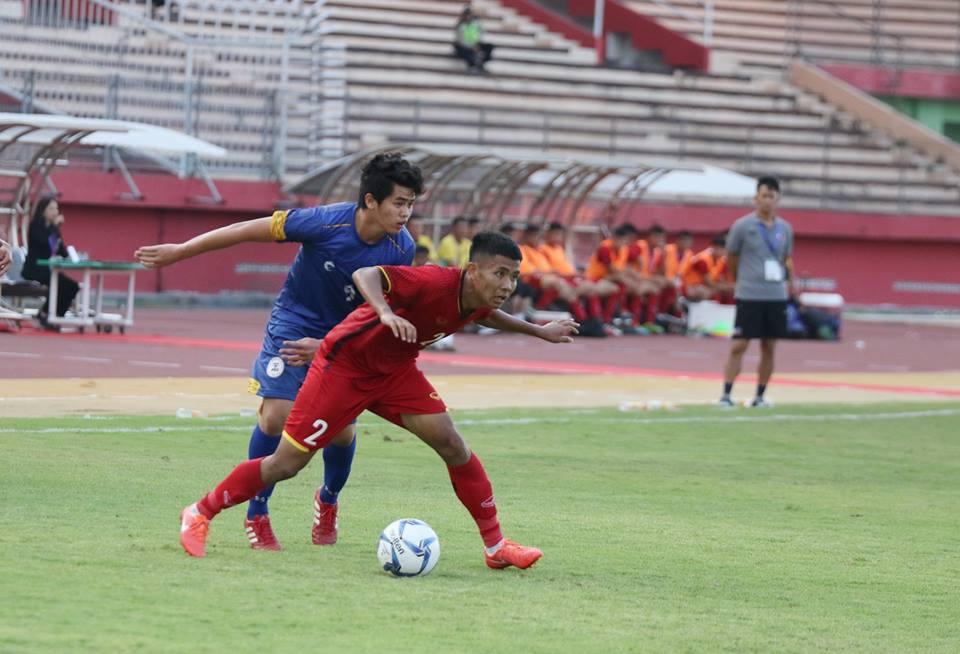 Truc tiep U19 Viet Nam vs U19 Philippines VCK U19 Dong Nam A hinh anh 3