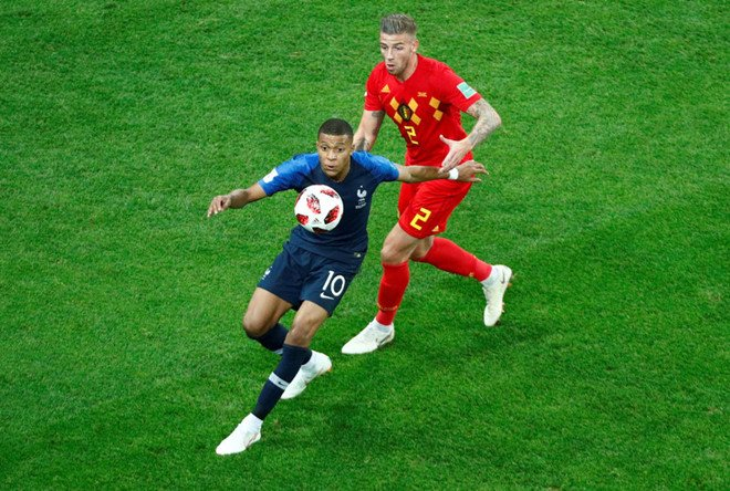 Kylian Mbappe: Hay la nghe si, dung lam 'kich si' hinh anh 1